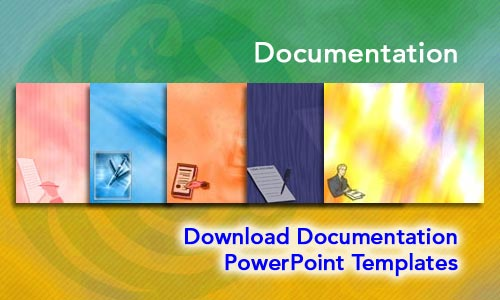 Documentation Legal PowerPoint Templates