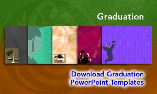 Graduation Legal PowerPoint Templates