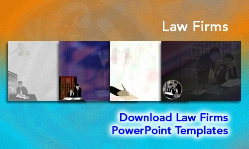 Law Firms Legal PowerPoint Templates
