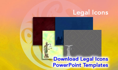 Legal Icons Legal PowerPoint Templates