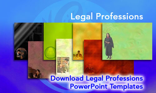 Legal Professions Legal PowerPoint Templates