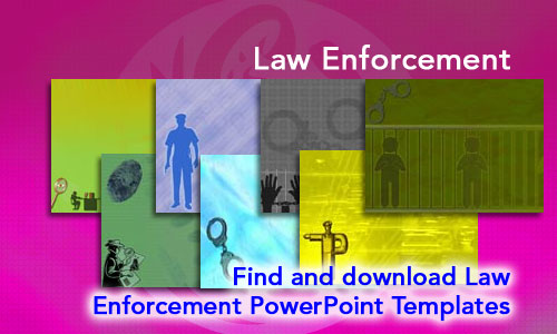 enforcement legal powerpoint templates, Modern powerpoint
