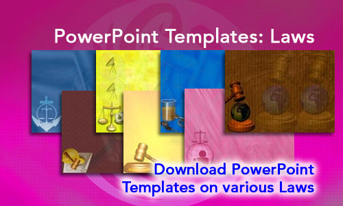 Laws Legal PowerPoint Templates