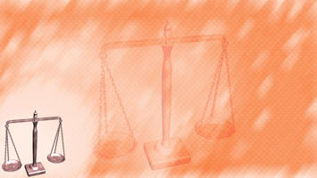 Scales Of Justice 09 Legal Powerpoint Templates