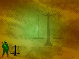 military law 04 - legal powerpoint templates, Modern powerpoint